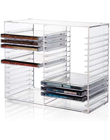 CD Racks | Amazon.com