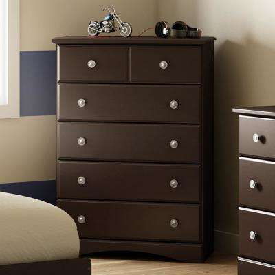 Brown - Dressers & Chests - Bedroom Furniture - The Home Depot