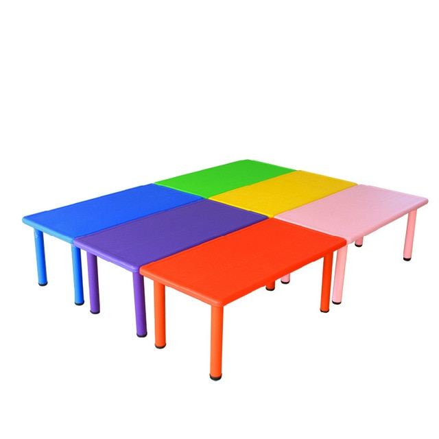 Children Tables kindergarten plastic kids Furniture hot new kids