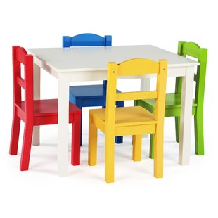 Lovingly designed children's tables for your offspring