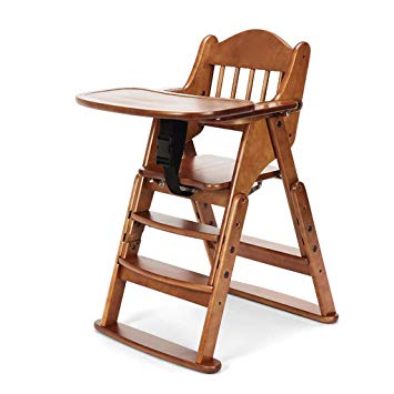 Amazon.com : Children's Chair Children's Dining Chair Solid Wood