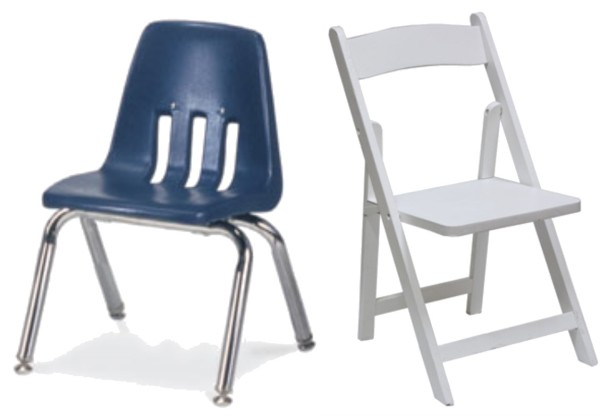 Chairs - Children's Chairs - AV Party Rental