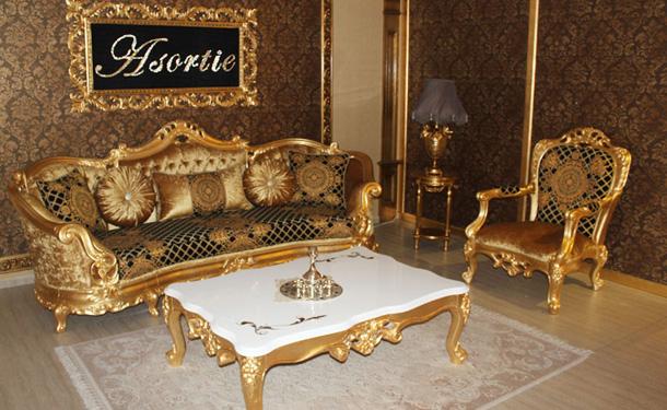 VICTORIA SOFA SET | Turkey Classic Furniture