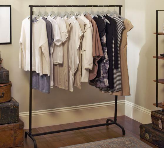 Blacksmith Clothes Rack | Pottery Barn