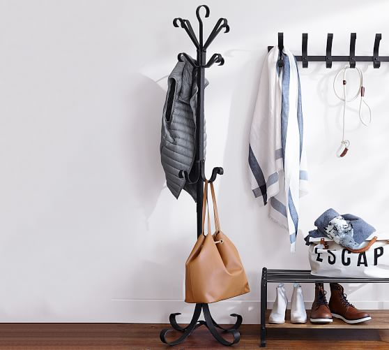 Coat rack – The first impression of the house
