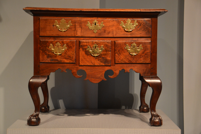 Furniture at Colonial Williamsburg - Lonnie Bird