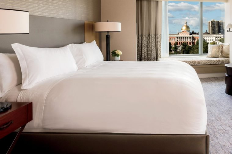 Hotels with the Most Comfortable Beds | Reader's Digest