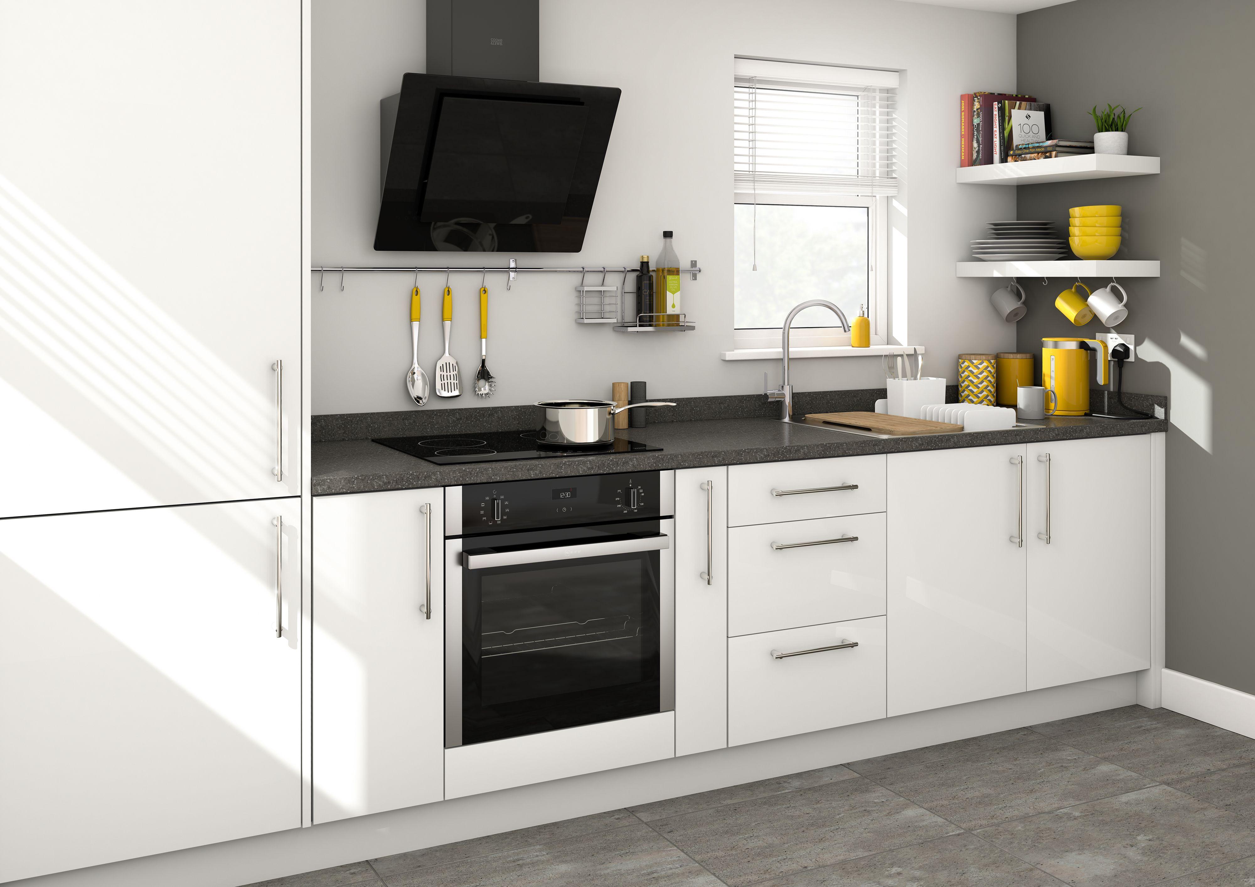 Compact kitchen ideas | Ideas & Advice | DIY at B&Q