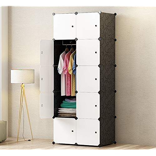 Small Wardrobes for Small Bedrooms: Amazon.co.uk