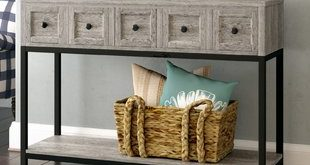Console, Sofa, and Entryway Tables You'll Love | Wayfair