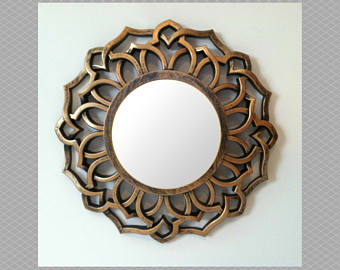 Mirror Useful And Decorative Savillefurniture