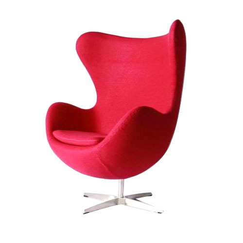 Dark Pink Designer Chair