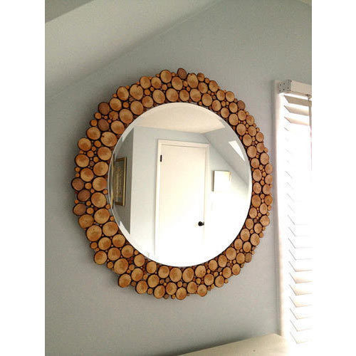 Designer Mirror at Rs 2500 /piece | Khanda Colony | Panvel | ID
