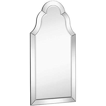 Amazon.com: Hamilton Hills Designer Mirror Framed Vanity Mirror