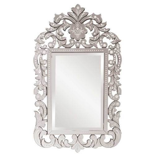 Modern Designer Mirror, Designer Darpan - Khushboo Glass