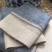 Luxury italian designer towels
