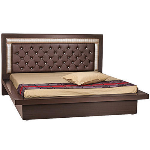 Designer Wooden Double Bed at Rs 12000 /piece | Gnt Market | Indore