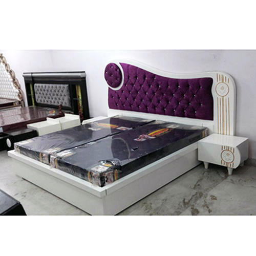 Modern Double Bed - View Specifications & Details of Double Bed by