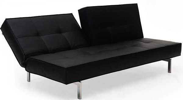 Double sofa beds provide bed and couch in one!