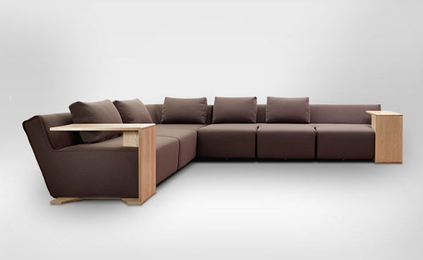 Innovative and Functional Sofa by Marcin Wielgosz | Freshome.com