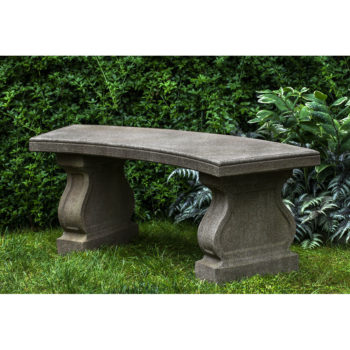 Cast Stone Garden Benches for Sale Kinsey Garden Decor