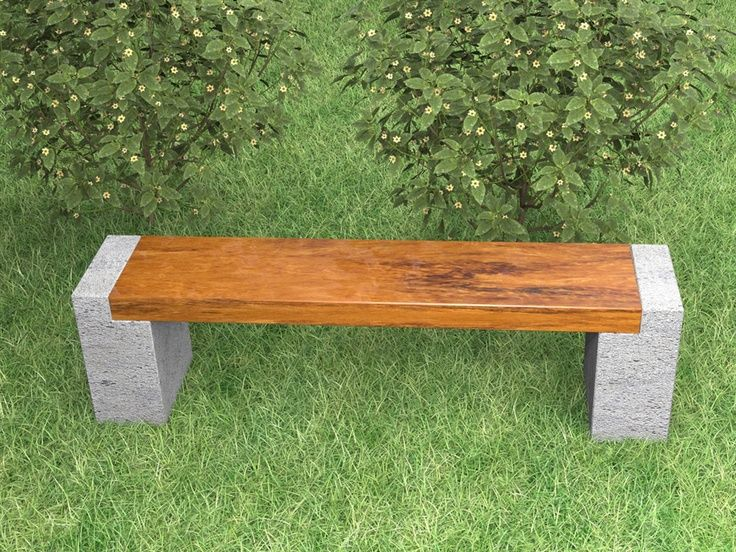 13 Awesome Outdoor Bench Projects | DIY Ideas | Garden, Backyard