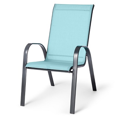 Sling Stacking Patio Chair - Threshold™ : Target
