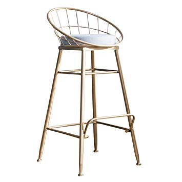 High stool: Not only suitable for the home bar!