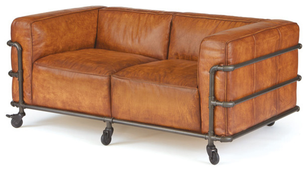 Bentley Sofa - Industrial - Sofas - by Custom Furniture World