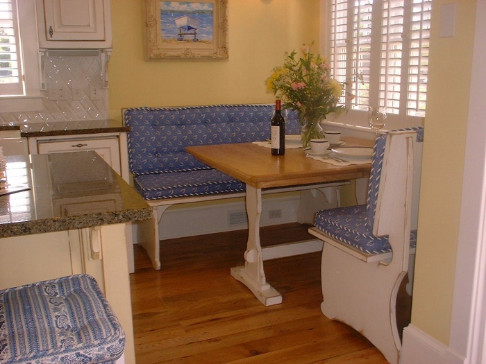 kitchen benches Archives - North Country Cabinets