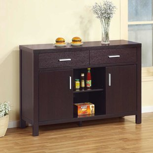 Corner Kitchen Buffet | Wayfair
