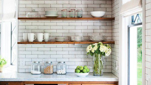 Open Shelving in the Kitchen: Pros and Cons | realtor.com®