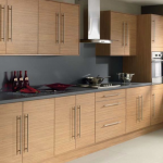 Kitchens wall cabinets as practical addition