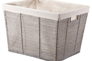 10 Laundry Baskets You'll Actually Want to Keep Out | HGTV's