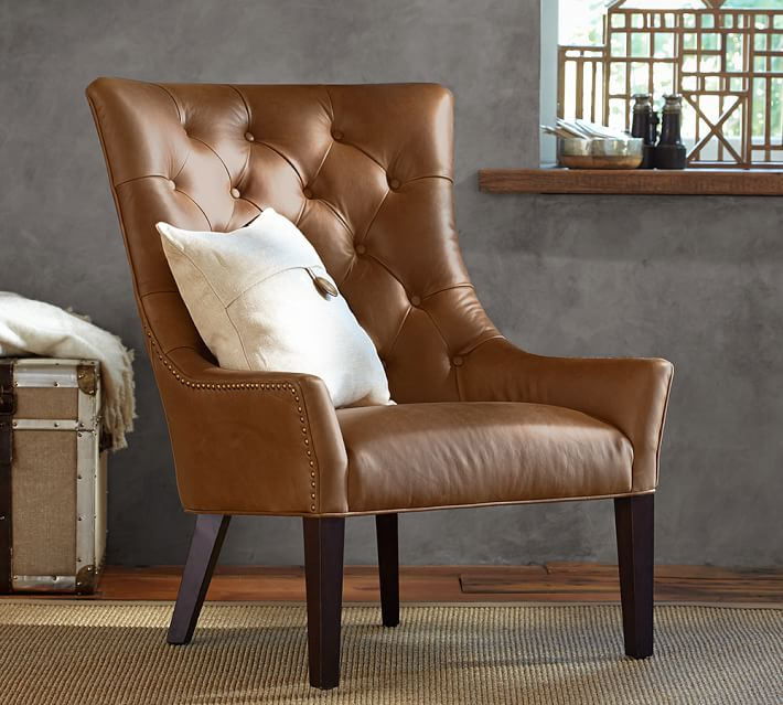 Leather chairs meet the highest standards!