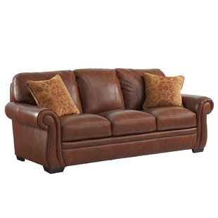 Tan Leather Sofas | Wayfair