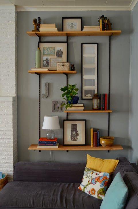 Innovation Design Living Room Shelving Ideas Impressive Wall Shelf