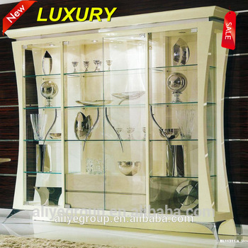 Bl11311a- New Classic Living Room Showcase Design Wine Glass Display