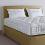 Comfortable mattresses ensure a good night's sleep!