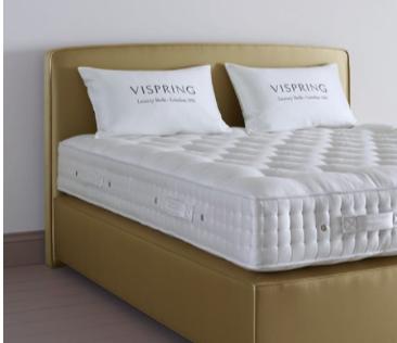 Comfortable mattresses ensure a good night's sleep!