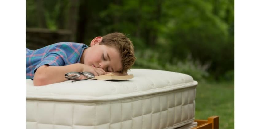 Choose a Safe and Healthy Organic Kids Mattress
