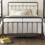 Metal beds : solid & modern!