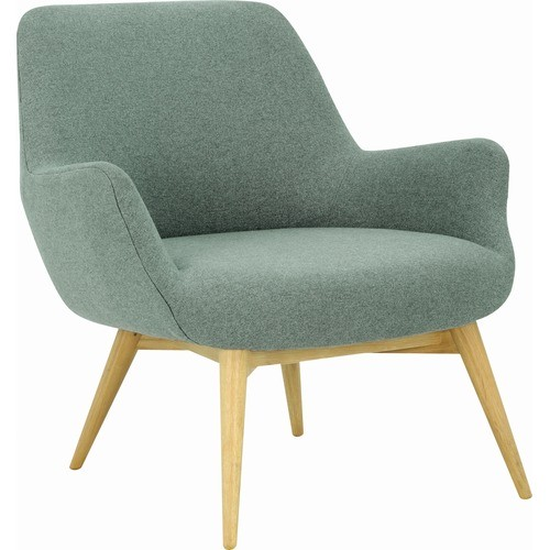 Modern armchair – the centerpiece in the reading corner