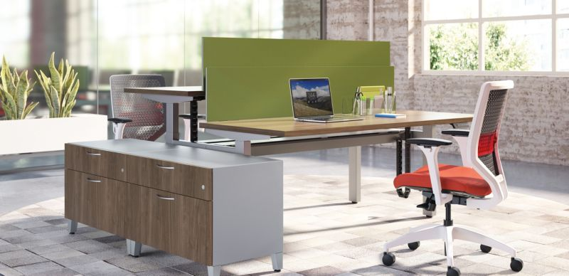 HON Office Furniture  Office Chairs, Desks, Tables, Files and