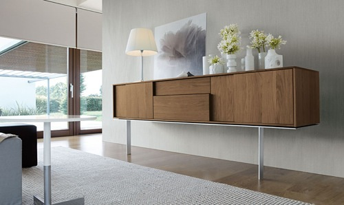 What's In Store: Simply Chic Modern Sideboards | Furniture Fashion