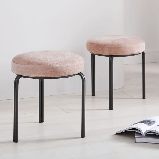 Modern Stacking Stool | west elm