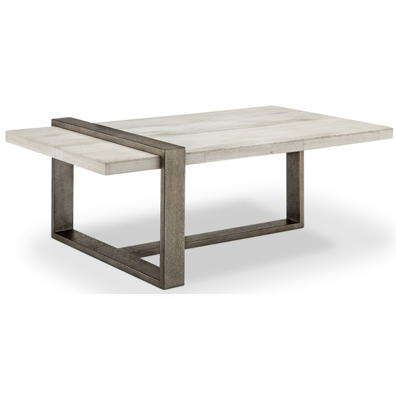 Marble Ultra Modern Coffee Table – Wiltshire | RC Willey Furniture Store