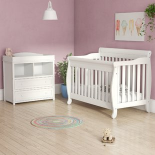 White Nursery & Baby Furniture Sets You'll Love | Wayfair