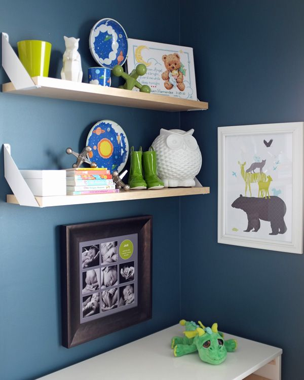 Nursery Shelves | Clothes for Kids | Nursery shelves, Nursery, Shelves