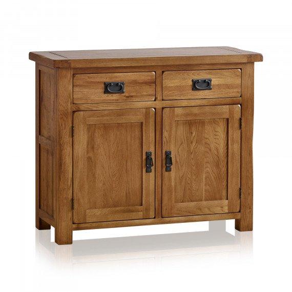 Original Rustic Solid Oak Furniture | Oak Furniture Land